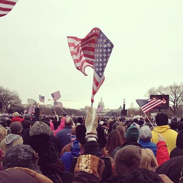 Woot America. #Inauguration