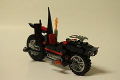 LEGO Teenage Mutant Ninja Turtles Shredder's Dragon Bike (79101)