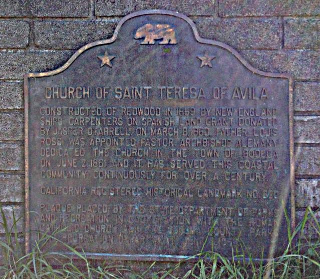 California Historical Landmark #820
