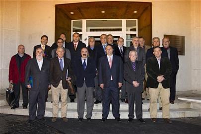 Reunión Autonómicas de la FEB