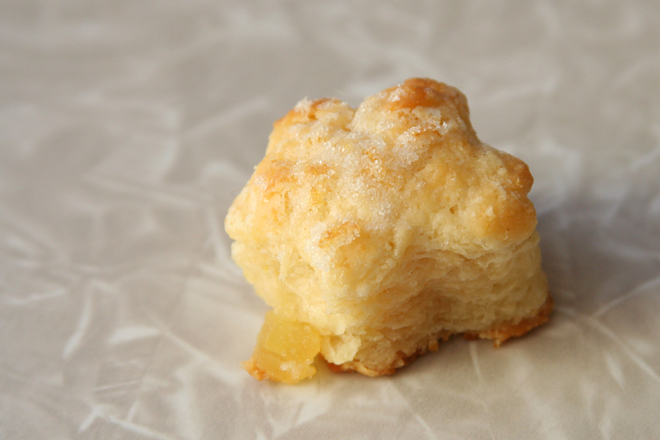 lemon ginger scones 5
