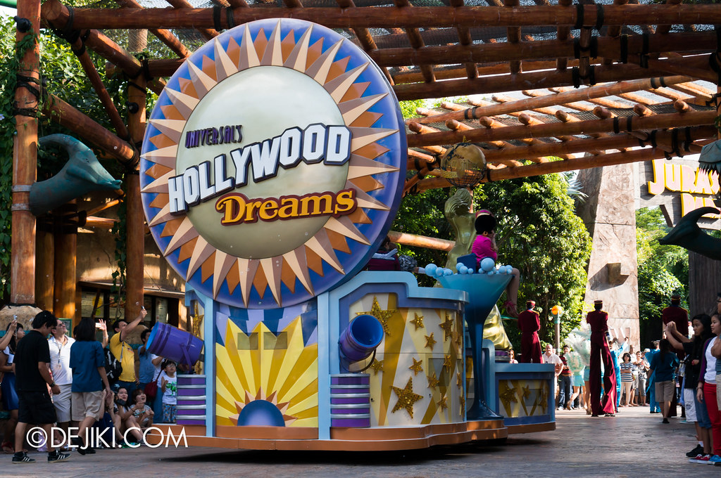 Hollywood Dreams Parade - Hollywood Finale 3