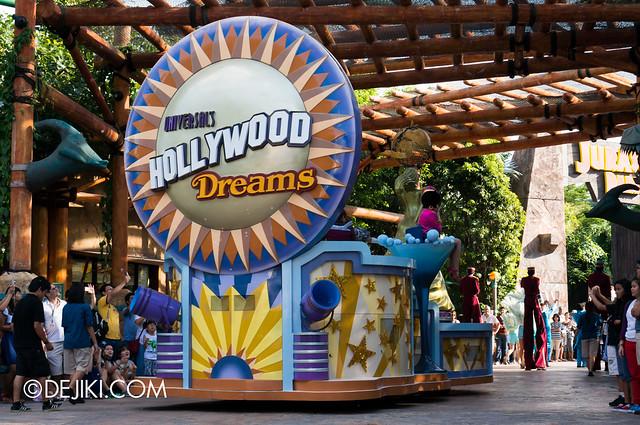 Hollywood Dreams Parade - Hollywood Finale 3