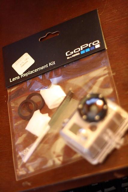 gopro replacement kit