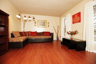 Hardwood flooring in home for sale Louisville KY