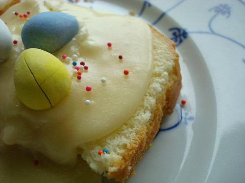 Easter Candy Toast
