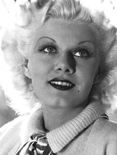 Jean Harlow 1911 1937 A Photo On Flickriver