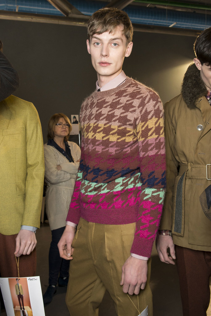Janis Ancens3109_FW13 Paris Paul Smith(fashionising.com)