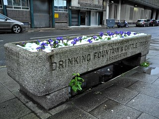Hopton Street, Drinking Fountain and Cattle Trough