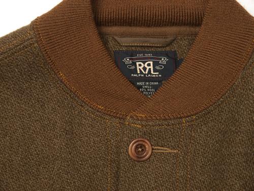 RRL / Wool Sports Jacket