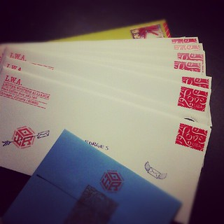 Lots of love going out on this week's pen pal matches.