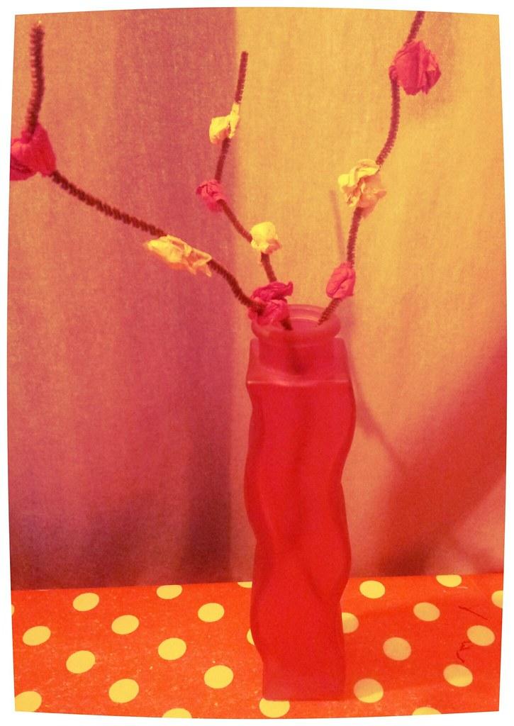 Plum Blossom Craft