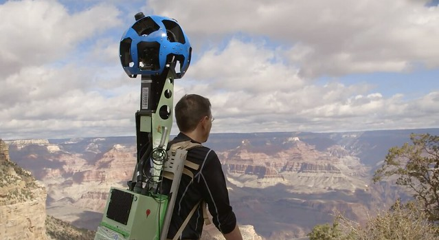 Virtually Hike the Grand Canyon with Google Maps