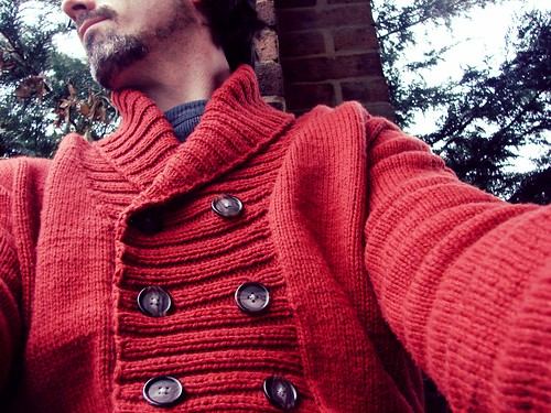 Red Sweater is done!