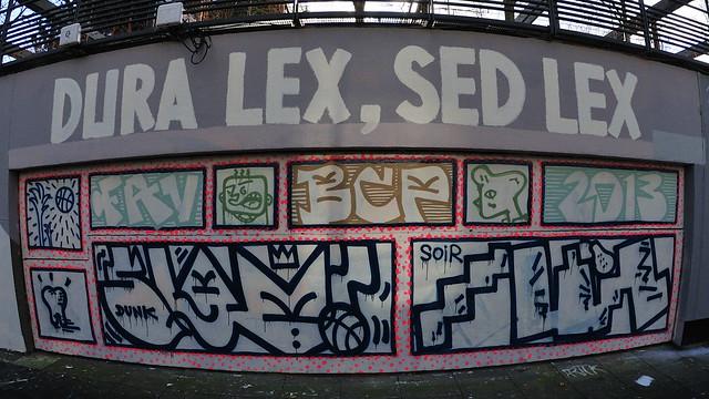 DURA LEX, SED LEX