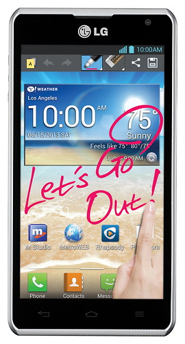 LG 스마트폰 스피릿4G