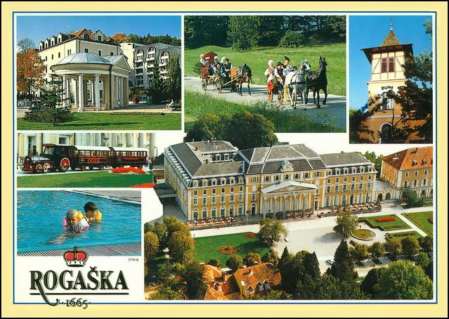 5770 R Rogaška Slatina Slovenija Vesna za Anđelku 9. X. 1997. a