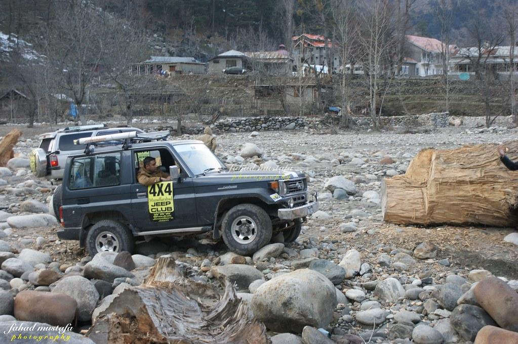 Muzaffarabad Jeep Club Neelum Snow Cross - 8469411556 4fb24024b8 b