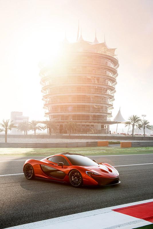 McLaren Automotive image  (1)