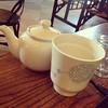 Mini tea pot #lovelovelove