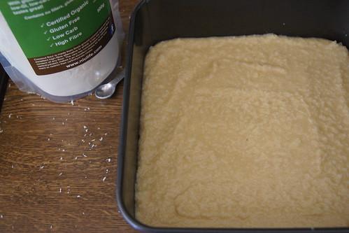 Coconut Slice – Gluten Free  DSC09466