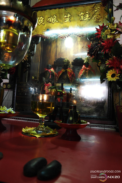 Lee Sian Neo Neo Temple diety