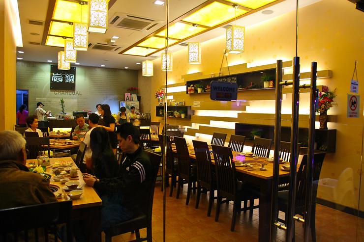 Sumi-Nabe-Restaurant