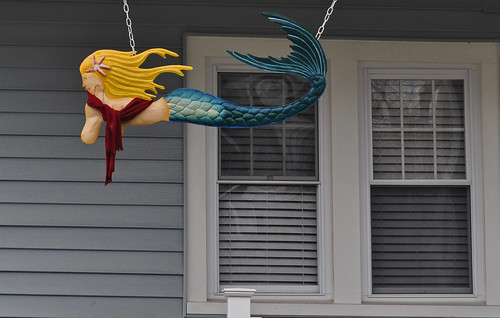 Porch Mermaid