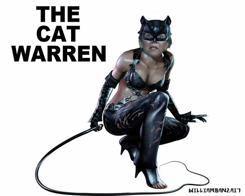 THE CAT WARREN by Colonel Flick/WilliamBanzai7