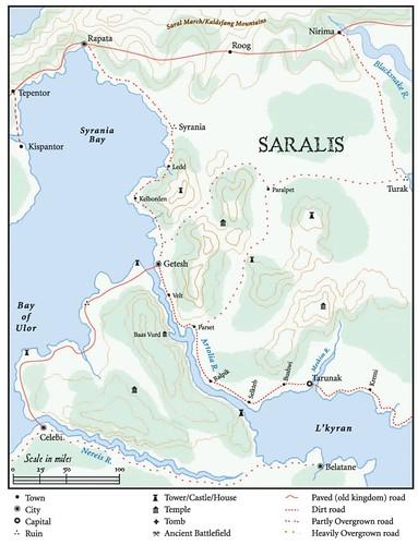 Saralis