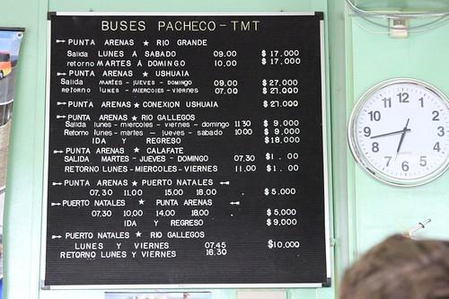 Buses Pacheco