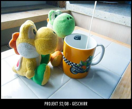 Projekt 52/08 - Geschirr