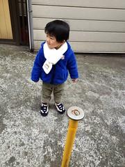 朝散歩 2013/2/18
