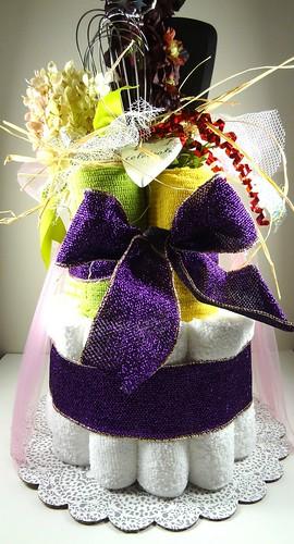 Towel Cake (7)