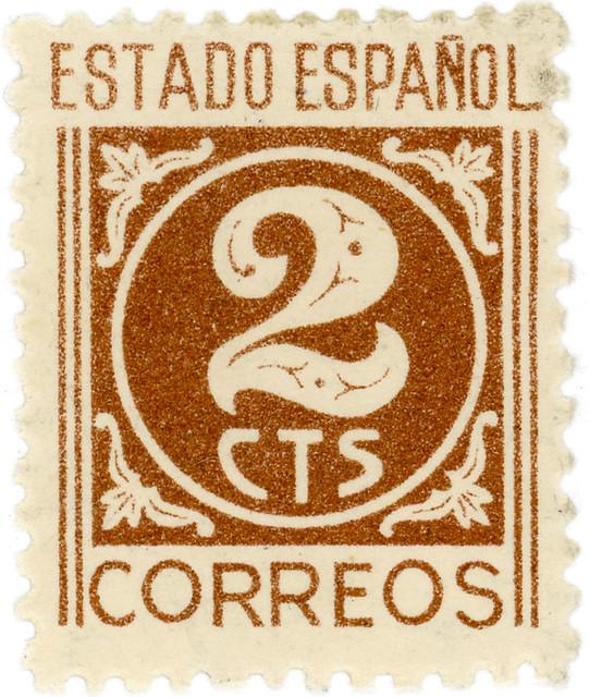Spain Postage Stamp Republica Espanola Flickr Photo