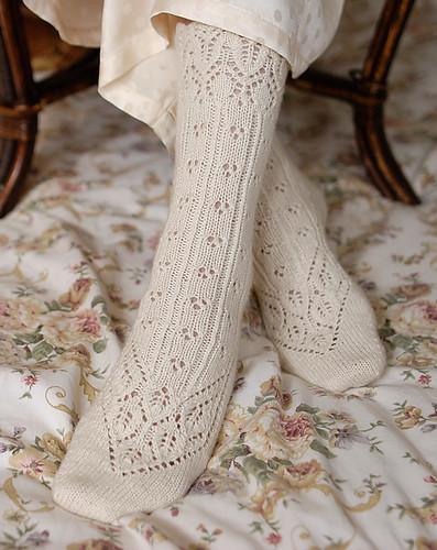 lingerie socks