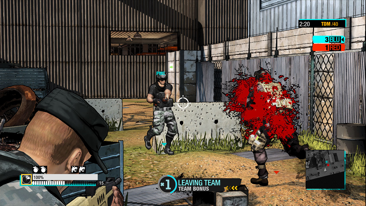 Special Forces: Team X Screenshot 1