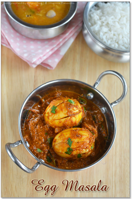 Easy to make egg recipes indian