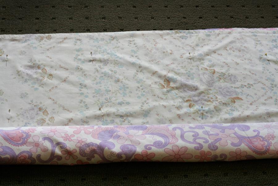 Easy DIY Bedspread