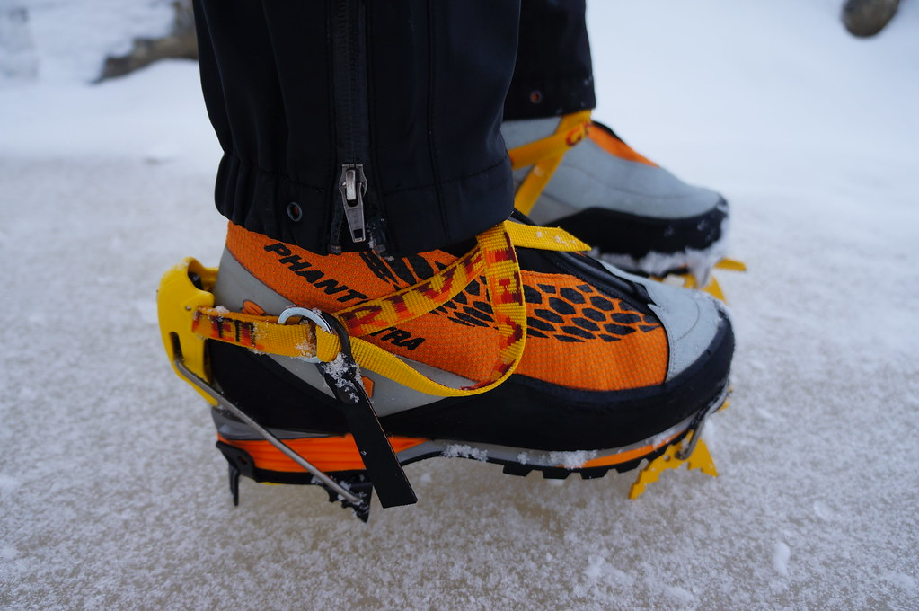 Boots n Crampons