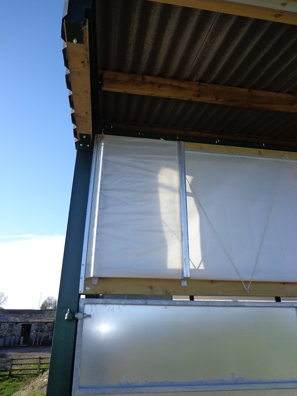 Roll Up Curtains Wilson Agri