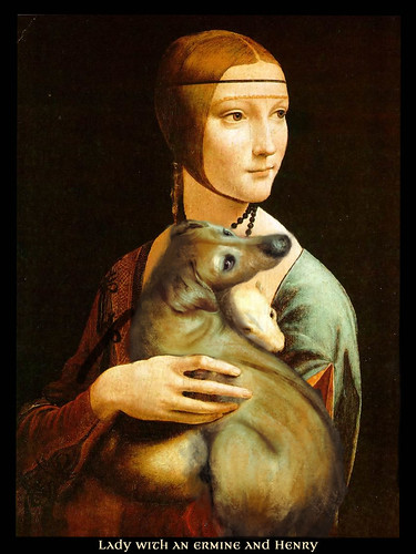 Lady with an ermine and Henry - Final