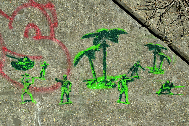 Bunker Graffitti 06