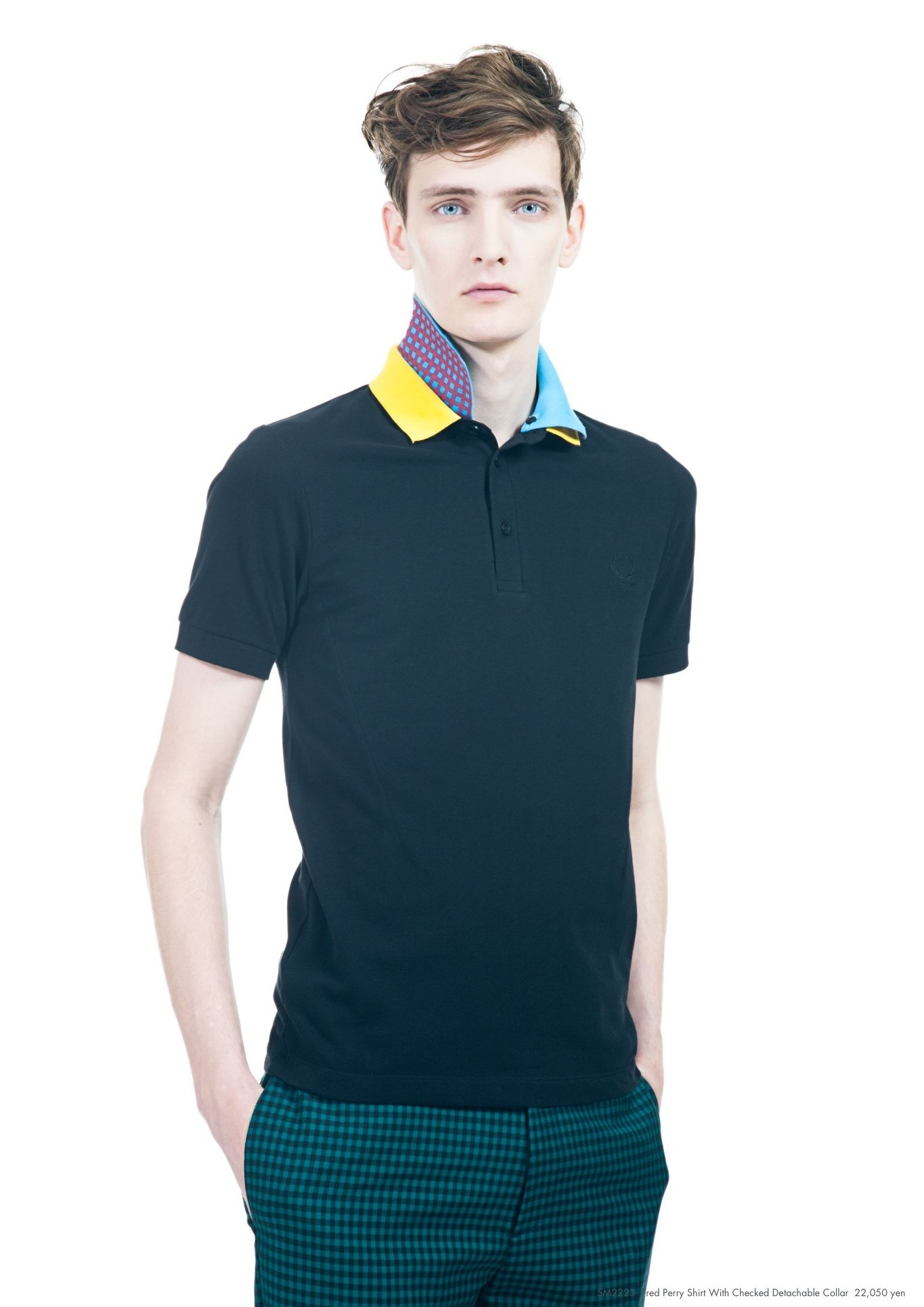 Yannick Abrath0044_Raf Simons × Fred Perry SS13
