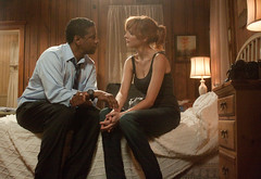 2011. november 16. 13:24 - (Left to right) Denzel Washington is Whip Whitaker and Kelly Reilly is Nicole in FLIGHT,  from Paramount Pictures.F-04531C