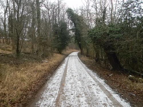 Snowy path 3