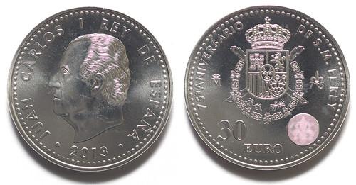 30 Euros del 2013