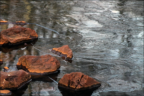 winter ice water frozen rocks icy frozenwater frozenpond icywater icereflection icypond frozenreflection
