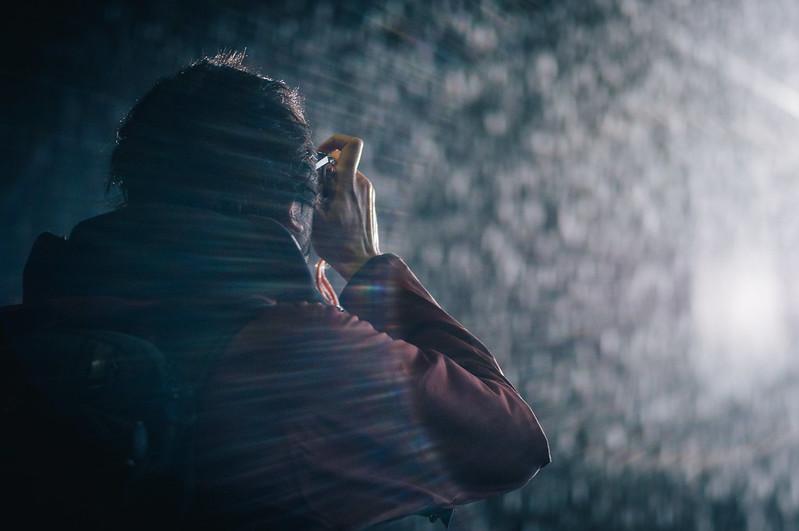 Rain Capture.