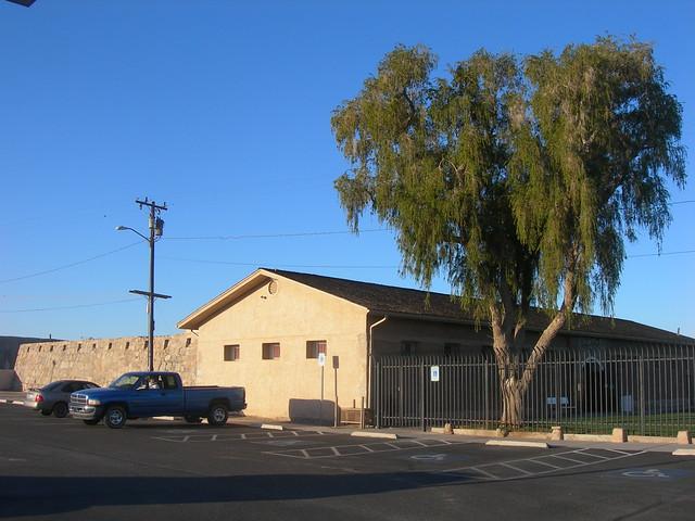 Yuma Territorial Prison State Park Yuma Arizona By Jimmywayne Flickr